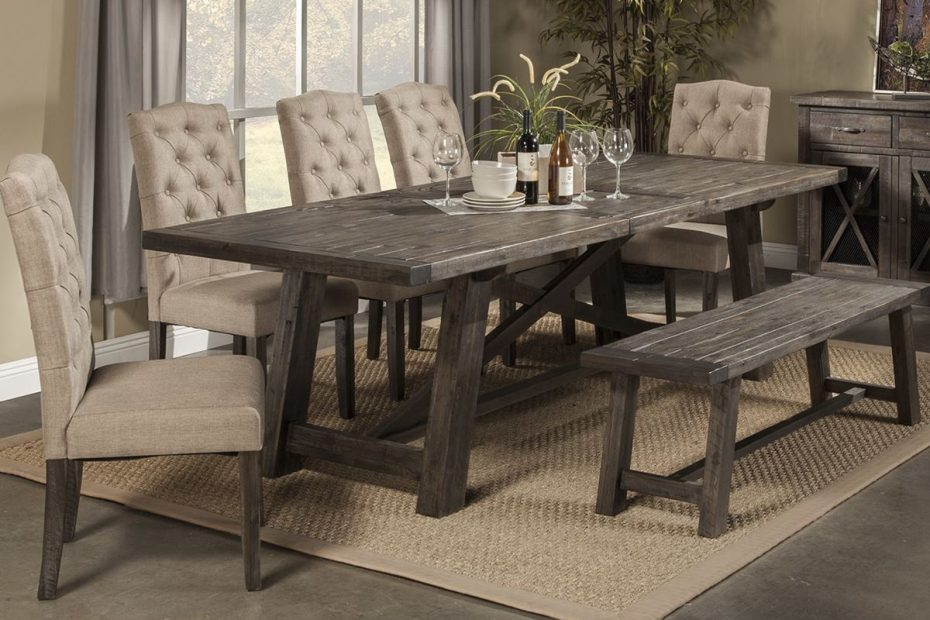 Dazzling Rustic Dining Room Sets 26 Chairs On Great Tingsmombooks