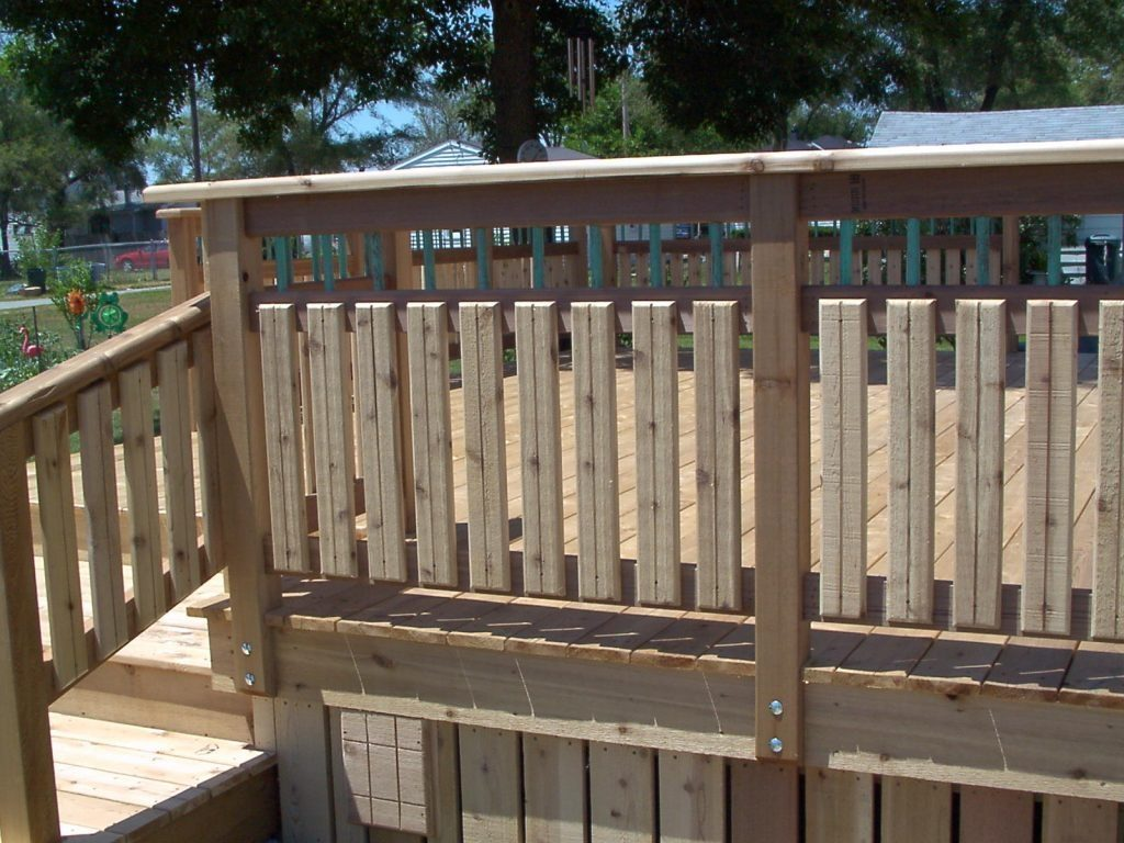 Deck Rail Designs Ideas Decks Ideas