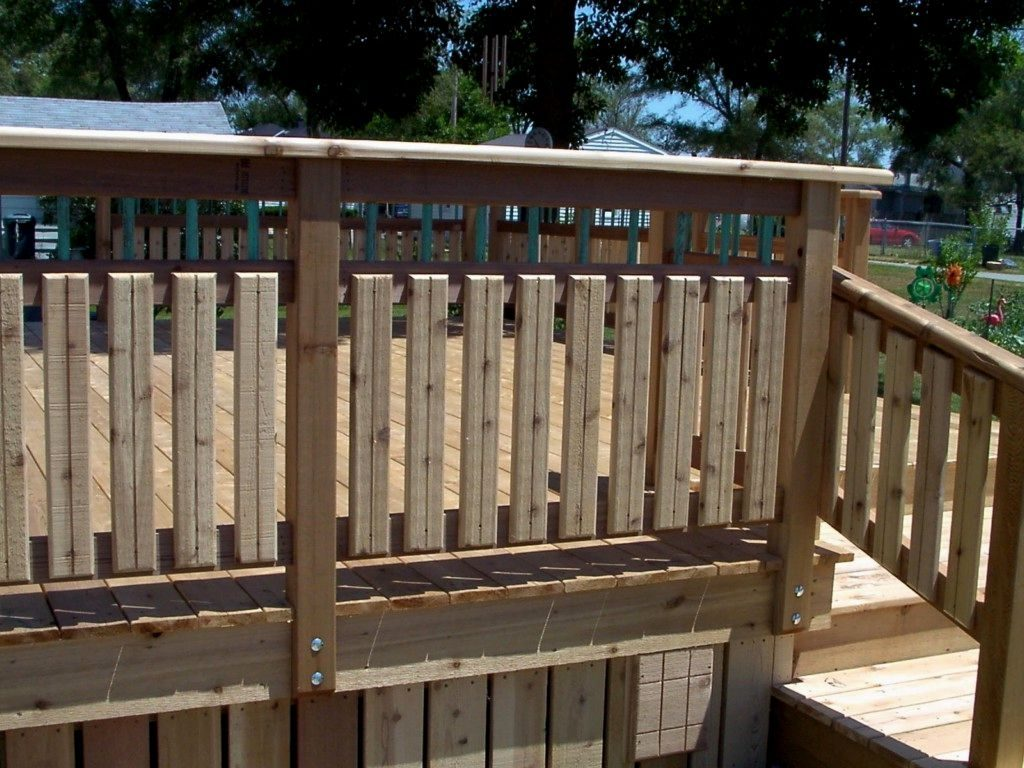 Deck Railing Designs Wood Distinctive Collection And Metal For Decks