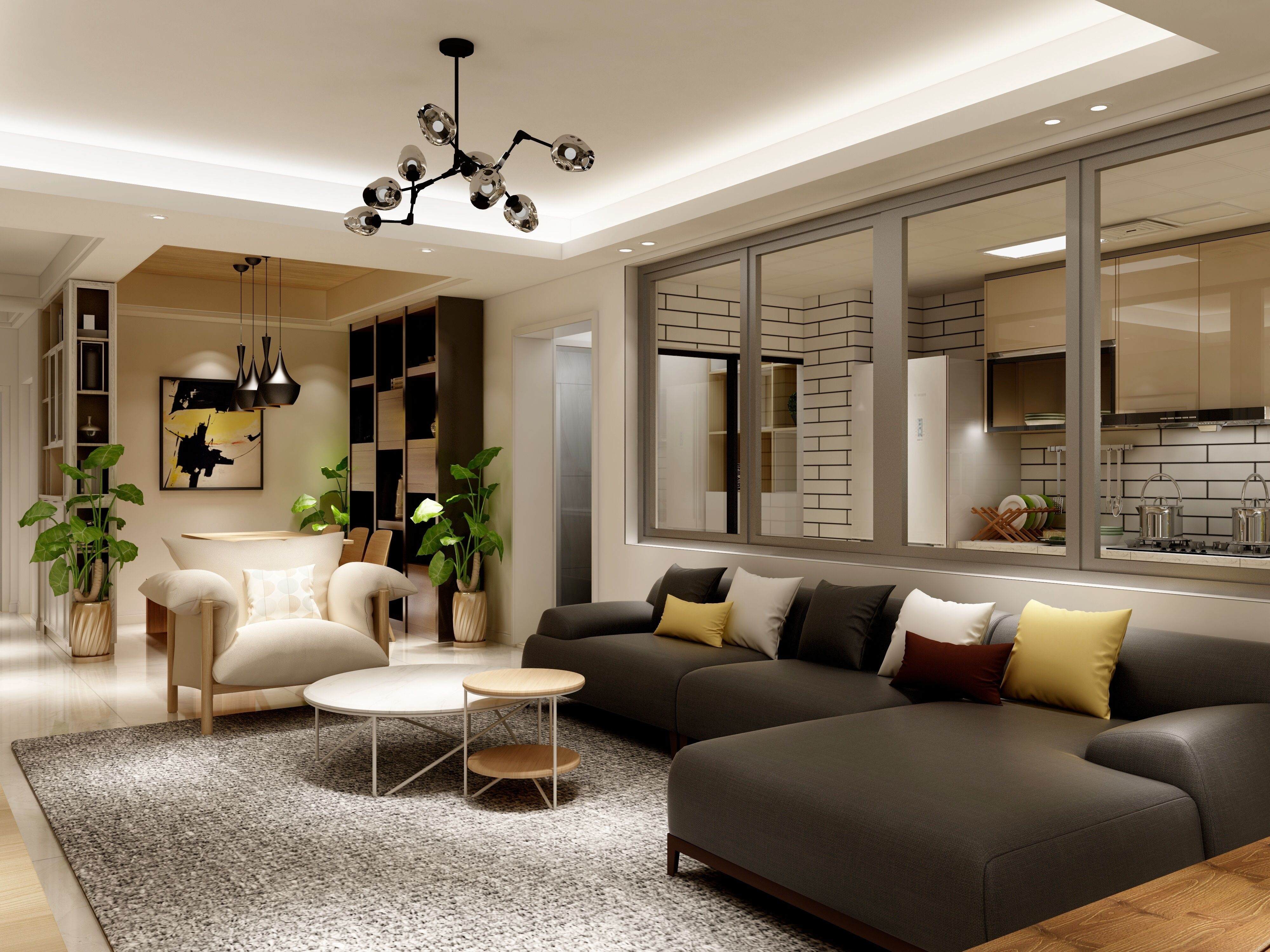 Decorate A Living Room As A Studio Enjoy Happy Hours With Friends