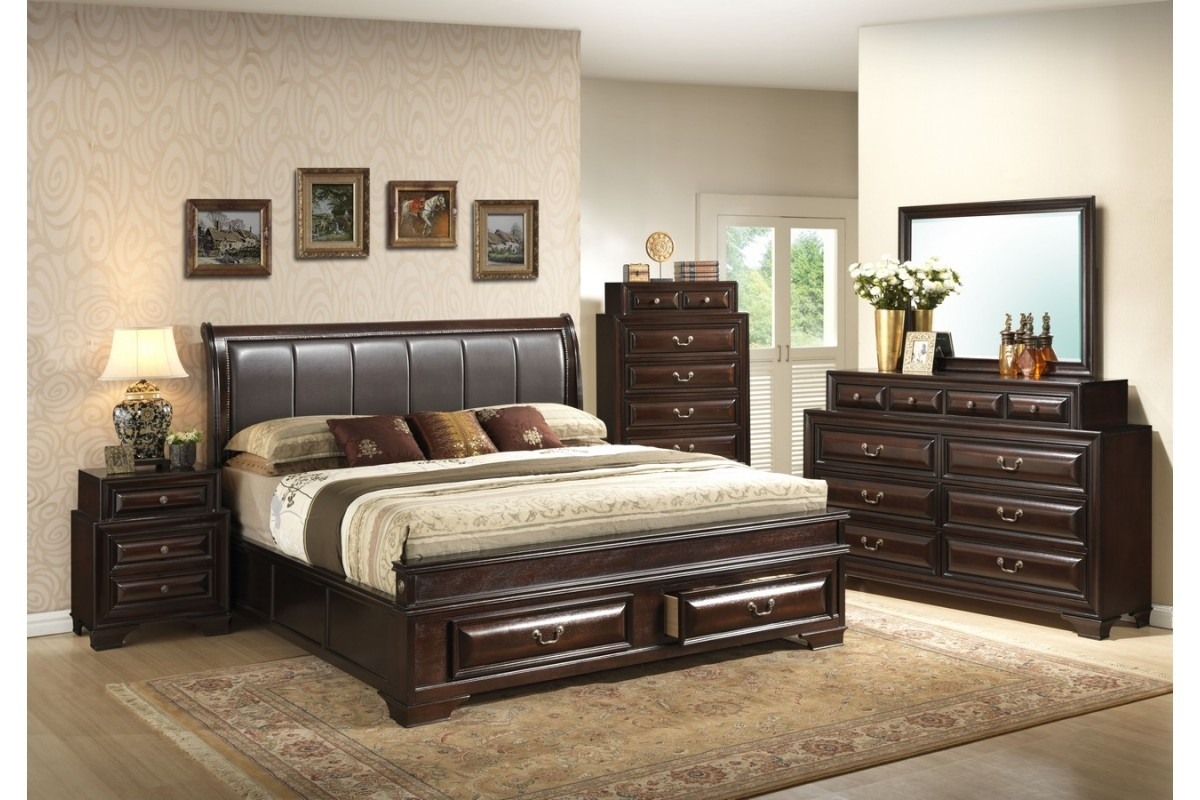 Decorate Your Large Room With A King Size Bedroom Set Layjao