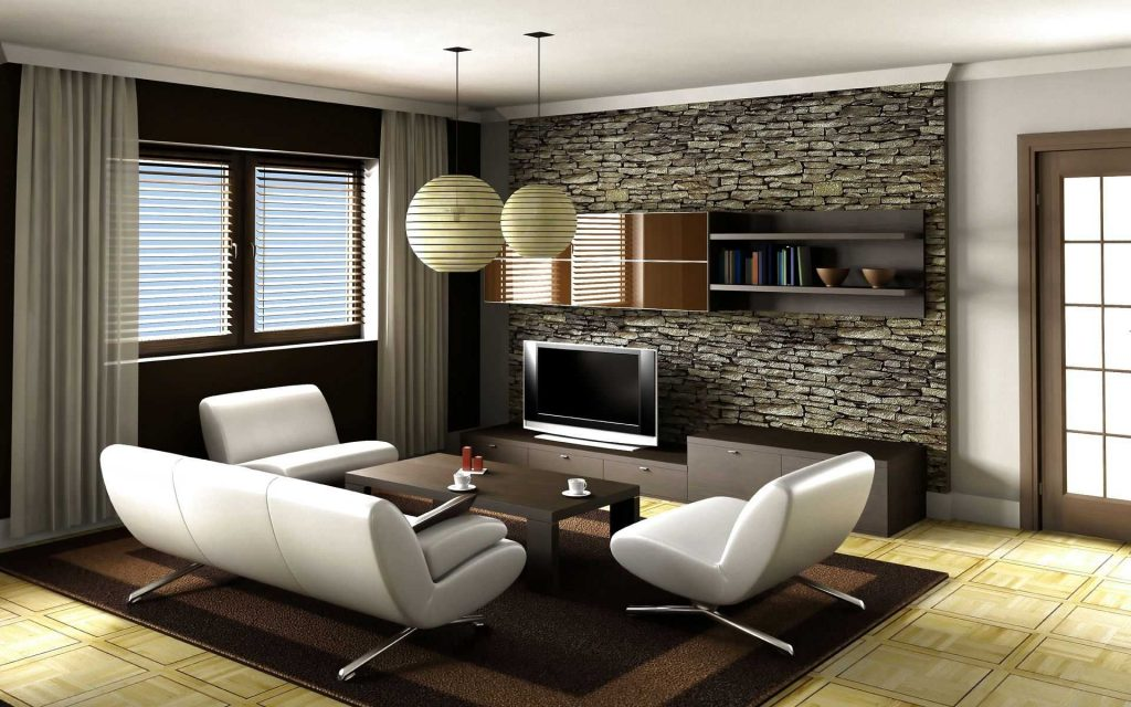 Decorating Elegant Modern Furniture Collection Modern Living Room