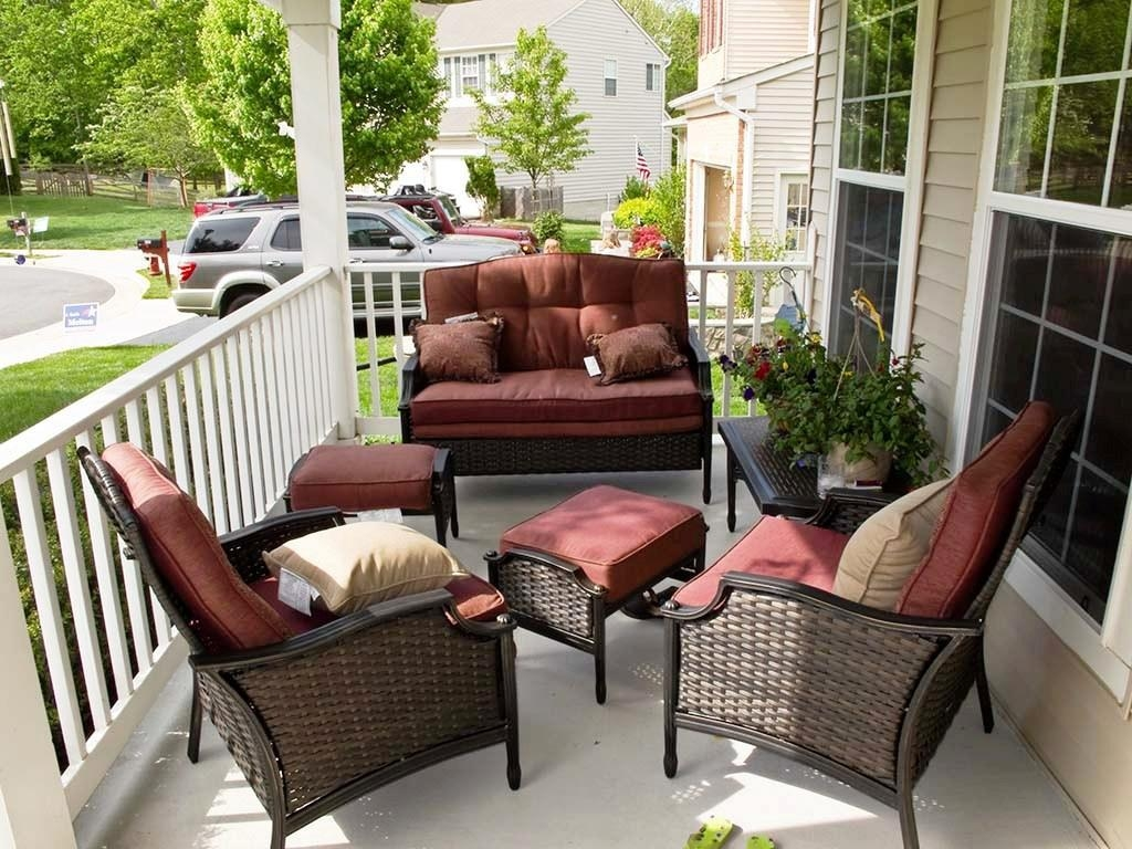 Decorating With Front Porch Furniture Ideasjayne Atkinson Homes