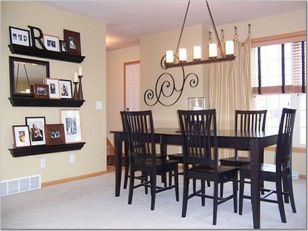 Decorations For Dining Room Walls Dining Room Dining Room Walls