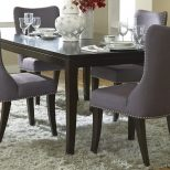Dining Chairs Gray
