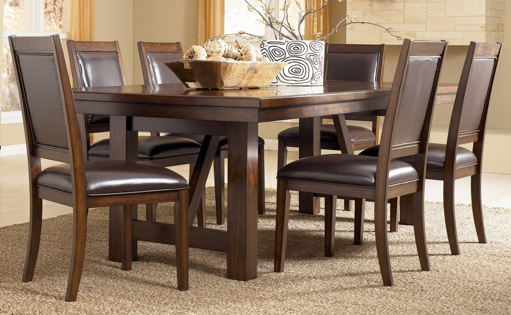 Dining Room Ashley Furniture Table Sets Set Beemedia Server Cheap