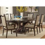 Dining Room Best Contemporary City Furniture Dining Room Nailhead