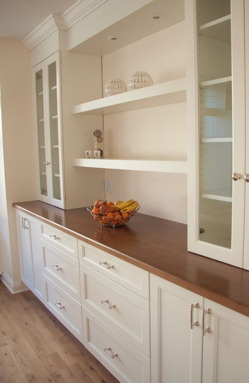 Dining Room Built In Cabinets And Storage Design 1 Pinterest