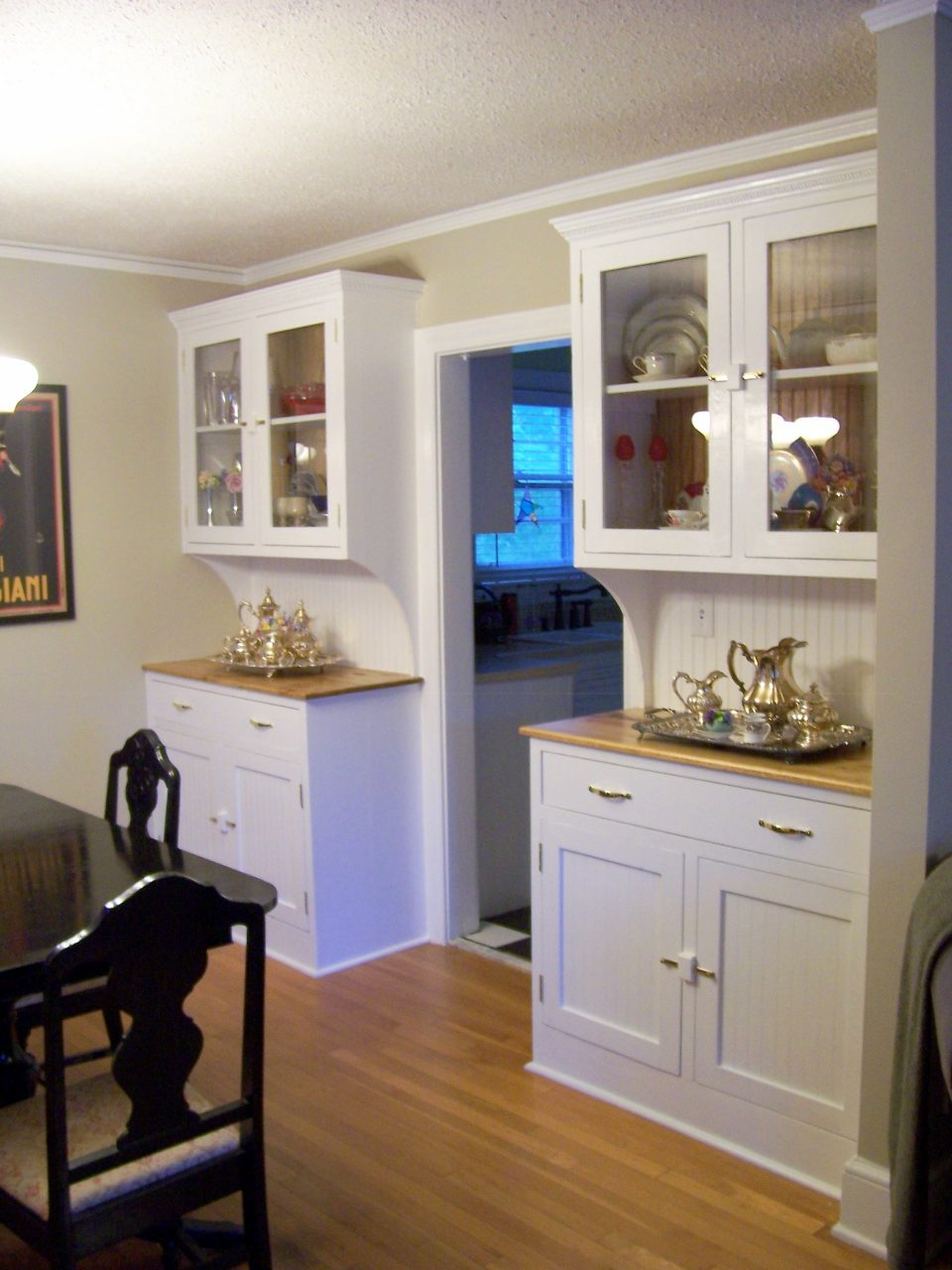 Dining Room Built Ins Chad Chandler