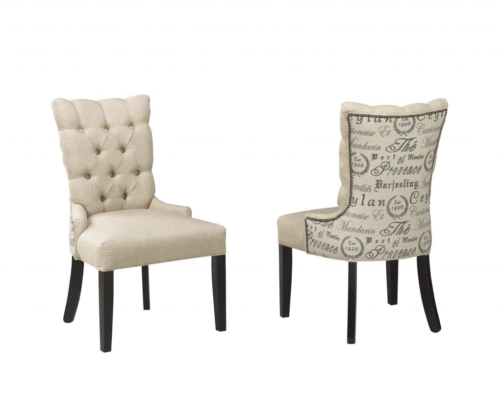 Dining Room Chair High Back Faux Leather Dining Chairs High Back