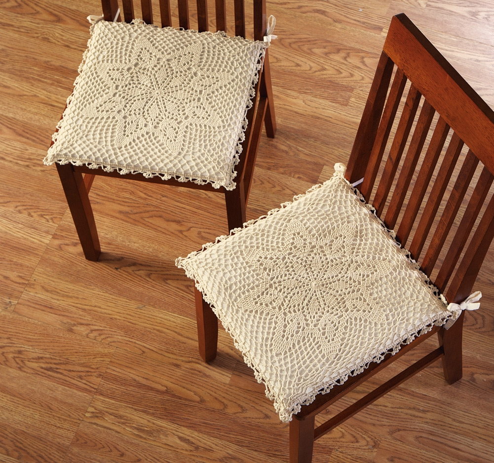 Dining Room Chair Seat Cushion Covers Ideas In Cushions Inspirations