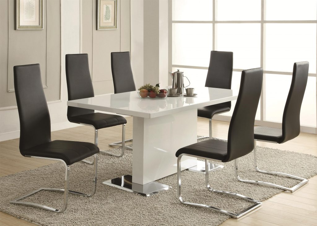 Dining Room Chair Small Modern Dining Room Sets Contemporary