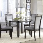 Dining Room Chairs Gray