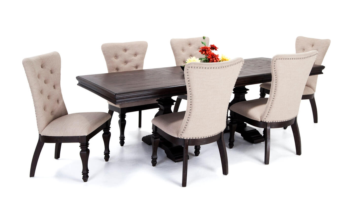 Dining Room Dining Room Piece Magnificent Riverdale Set