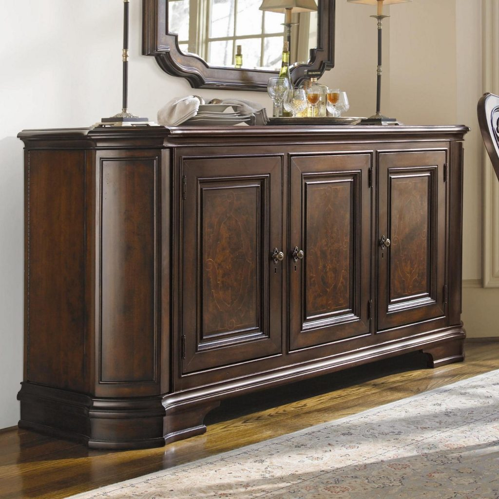 Dining Room Dining Room Sideboard Buffet Cement Patio Placing