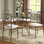 Dining Room Dining Table Design Ideas For Small Spaces With Glass