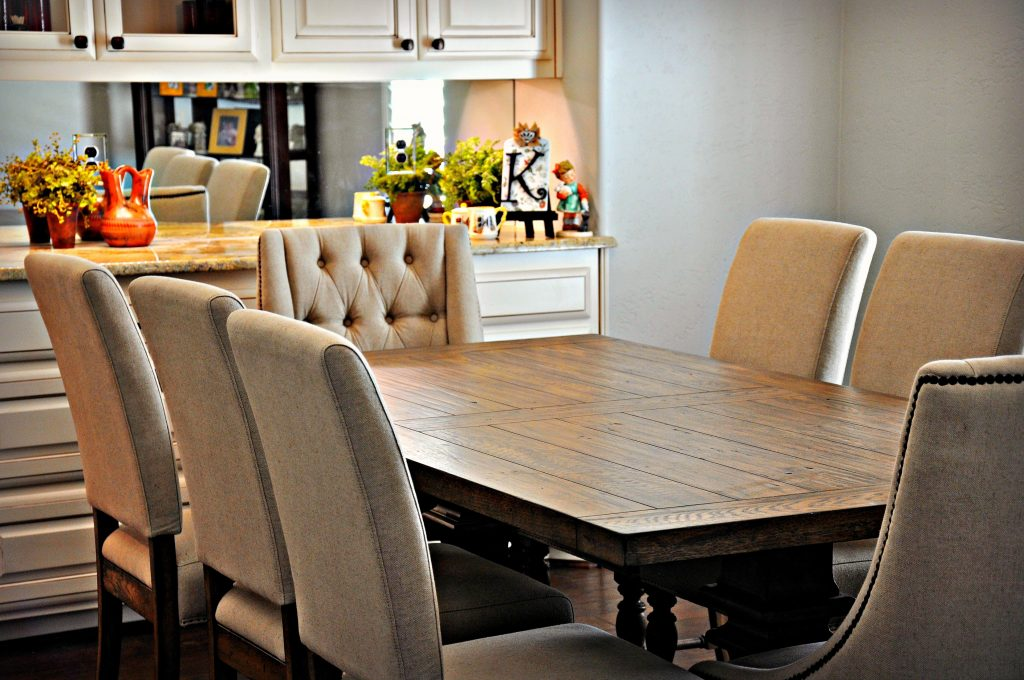 Dining Room End Chairs Amazing In Search Of The Perfect Table And