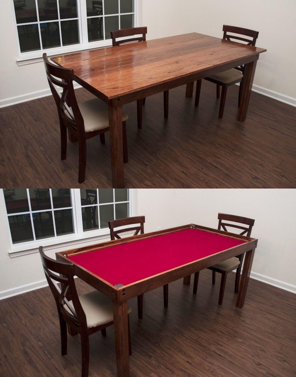 Dining Room Game Table Luxury The Fackrell Family Gaming Table
