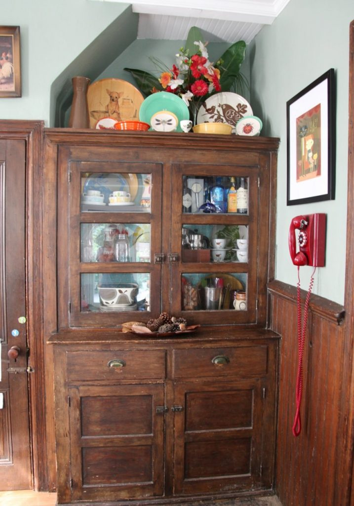 Dining Room Hutch Pleasant Way To Display Your Collection Rooms