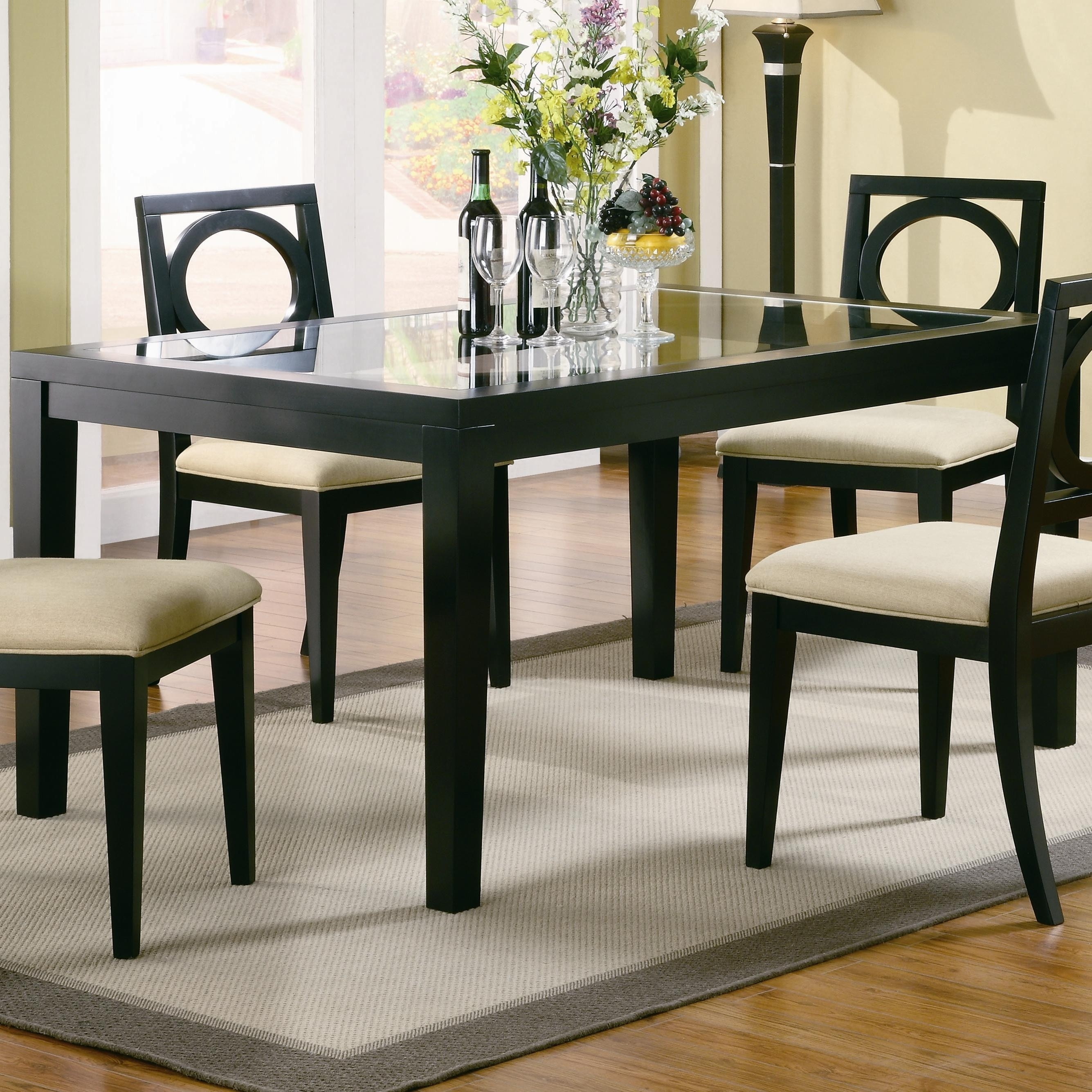 black dining room sets for cheap | Dining Room Kitchen Best Dining Set Small Space Cheap ...