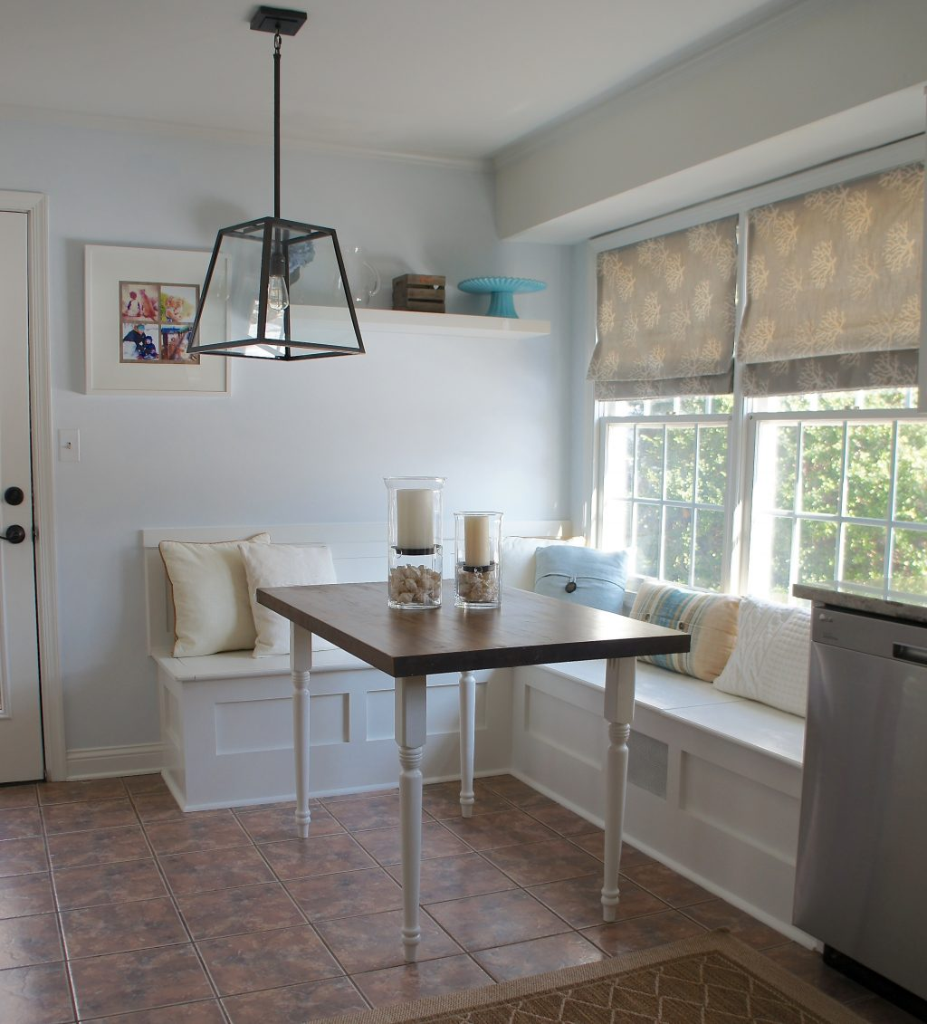 Dining Room L Shaped Breakfast Nook With Bench Collection And Breakfast
