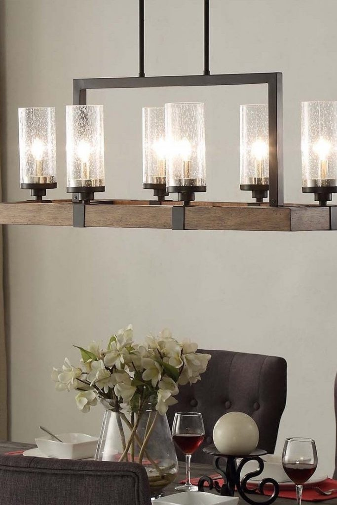 Dining Room Light Fixtures Height Over Table Stunning Dining Room