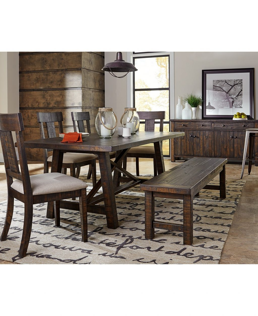 Dining Room Macys Dining Table Dining Table And Chairs With Bench