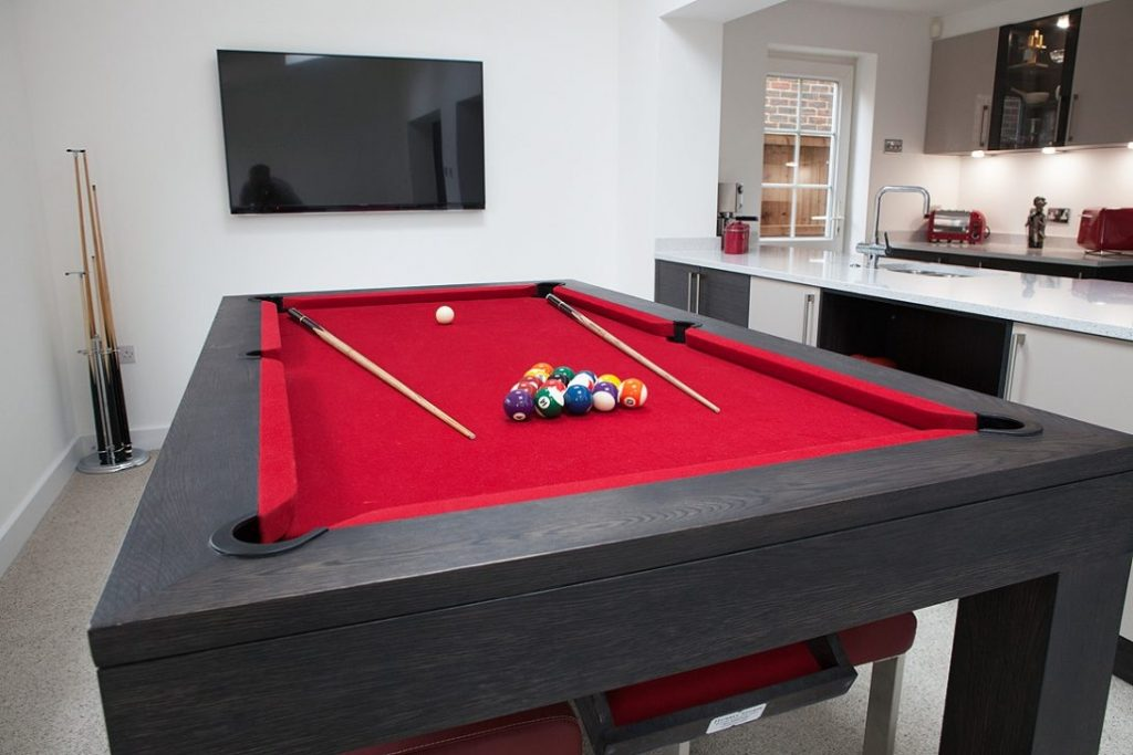 Dining Room Pool Table Combo For Sale Billiard Combination Canada