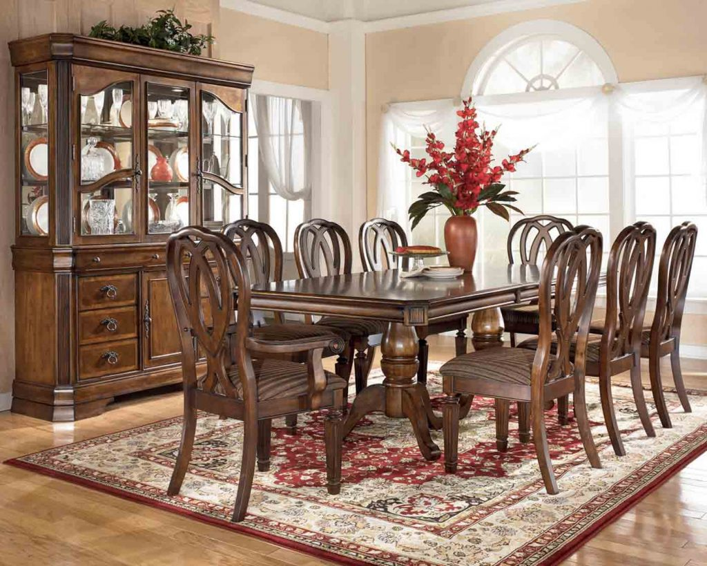 Dining Room Scenic Nice Decoration Traditional Dining Room Chairs