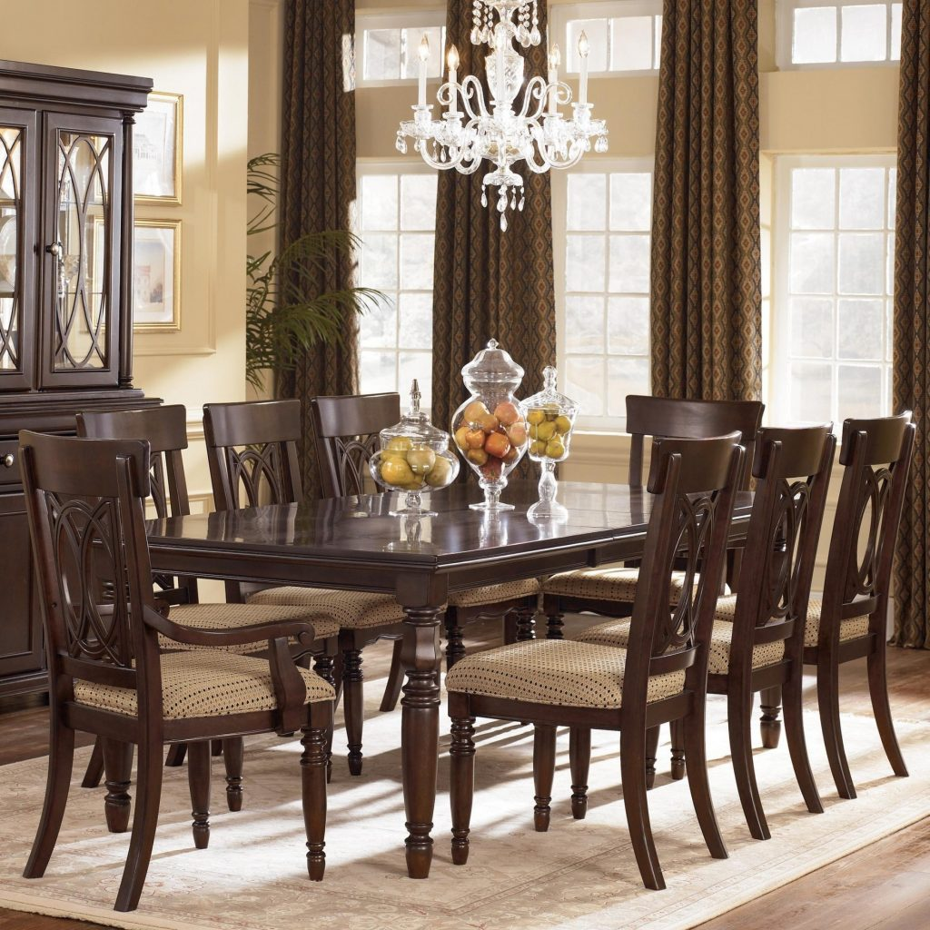 Dining Room Sets Hutch Modern Home Furniture Home Decorating And