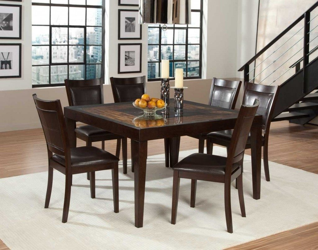 Dining Room Square Dining Room Table Elegant Tables