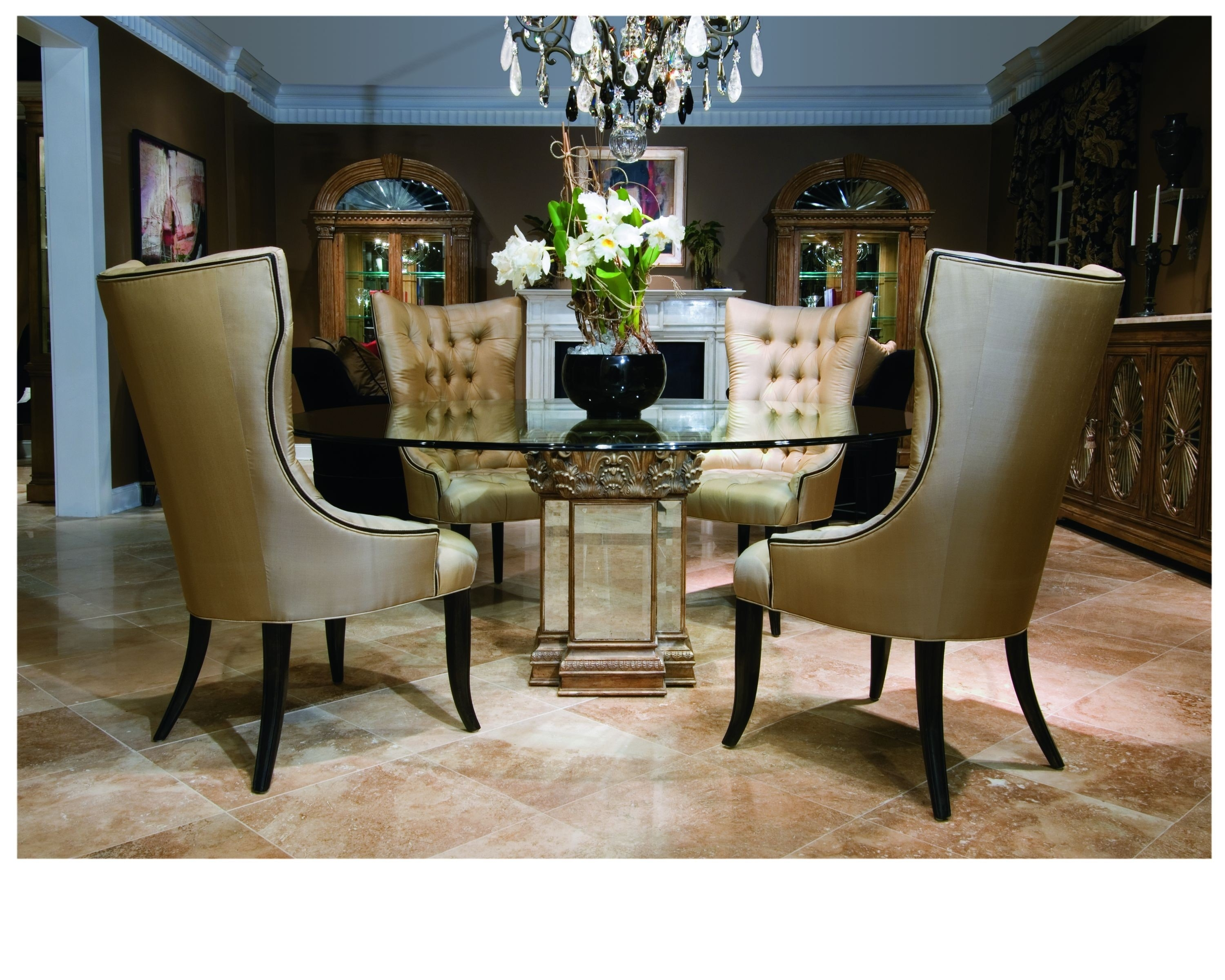 Dining Room Table Bases Wood Appealing Glass Table Bases Tables Lamp Layjao