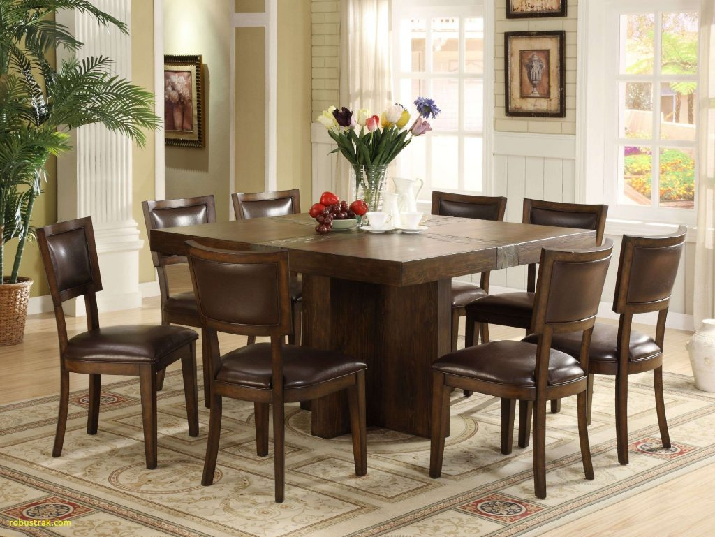 Dining Room Table Seats 8 Beautiful New 8 Seat Square Dining Table
