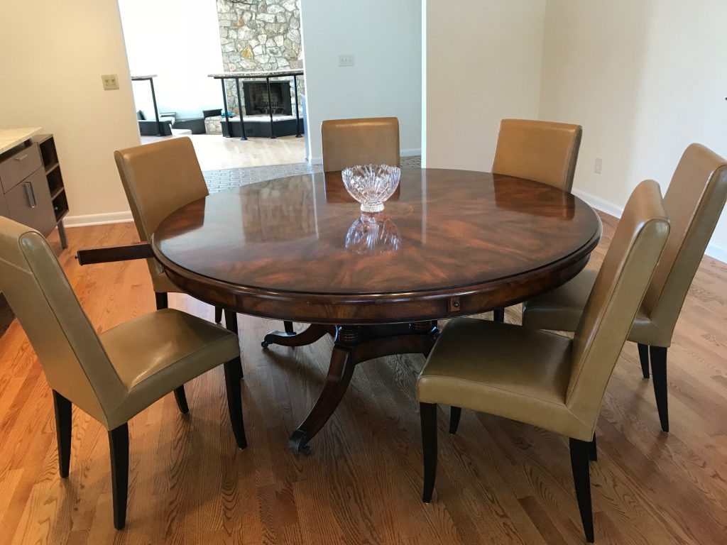 Dining Room Table Set Estate Sales Furniture Store Once And