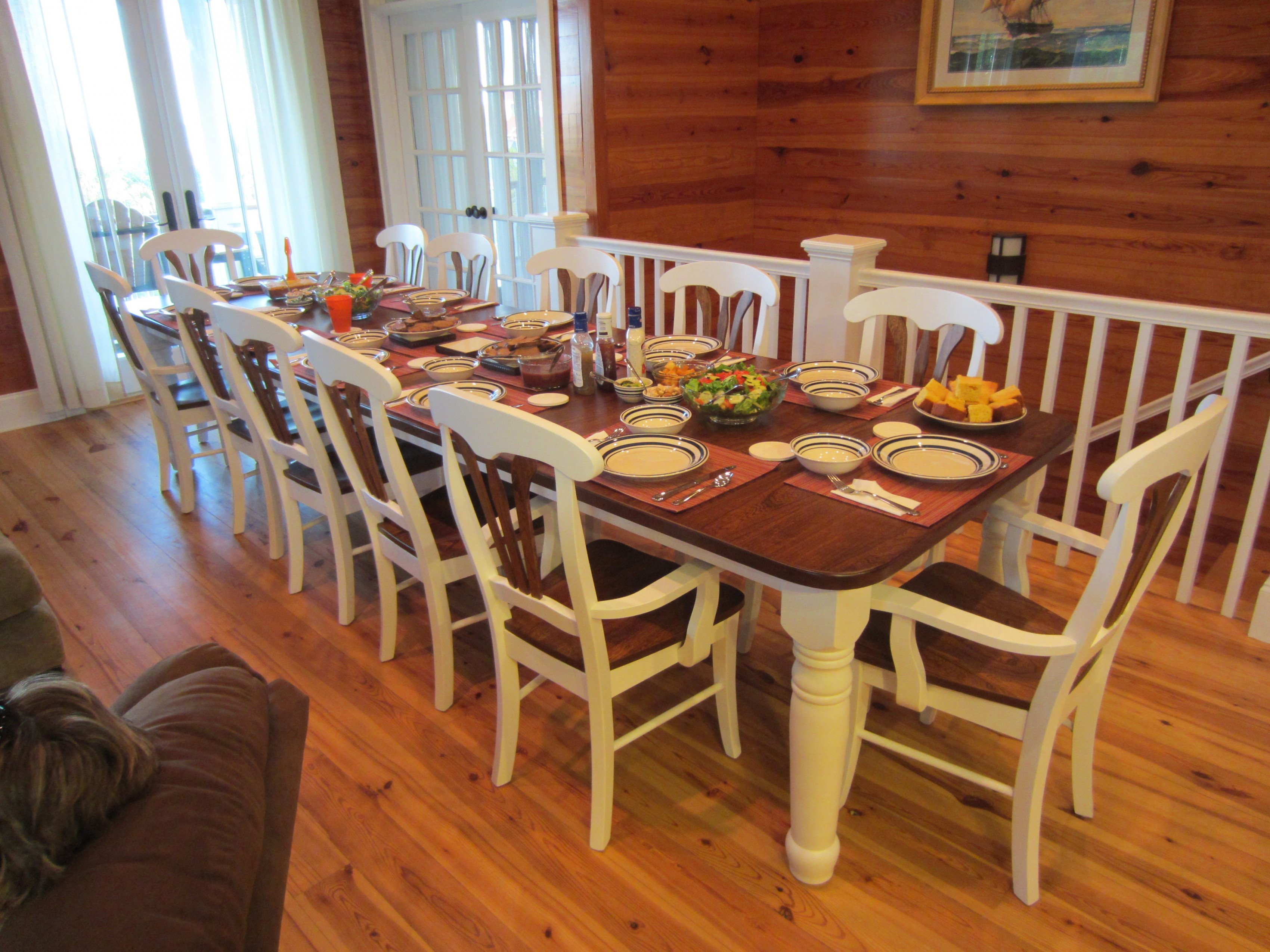 Picture of: Dining Room Tables 10 Seats Layjao