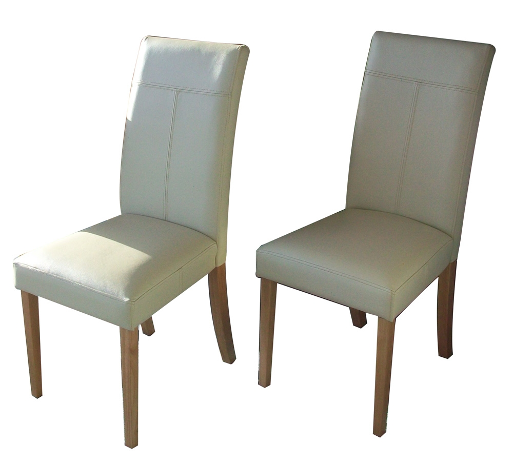 Dining Room White Leather Dining Room Chairs Black Leather High Back