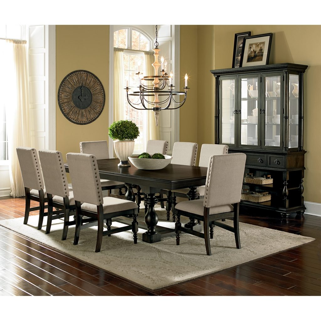 Dining Table And Hutch In Room Furniture Lcngagas Com Decorations 0