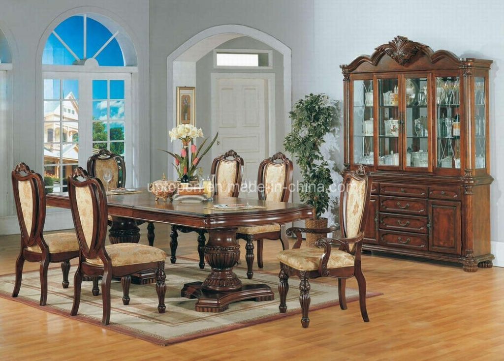 Dining Table And Hutch Throughout With Cabinet Ignatianq Org Prepare