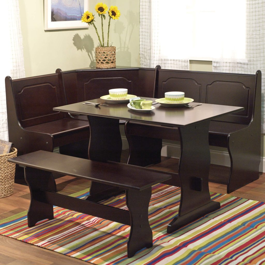 Dining Table Booth Within Wow 30 Space Saving Corner Breakfast Nook