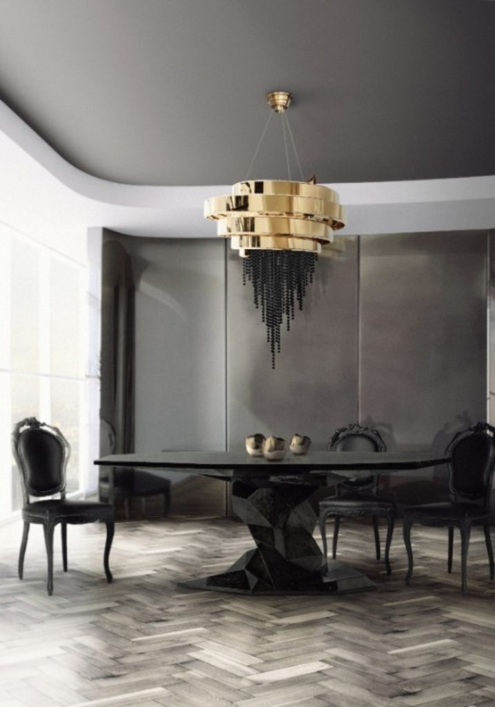 Discover The Best Dark Dining Room Designs Home Decor Ideas