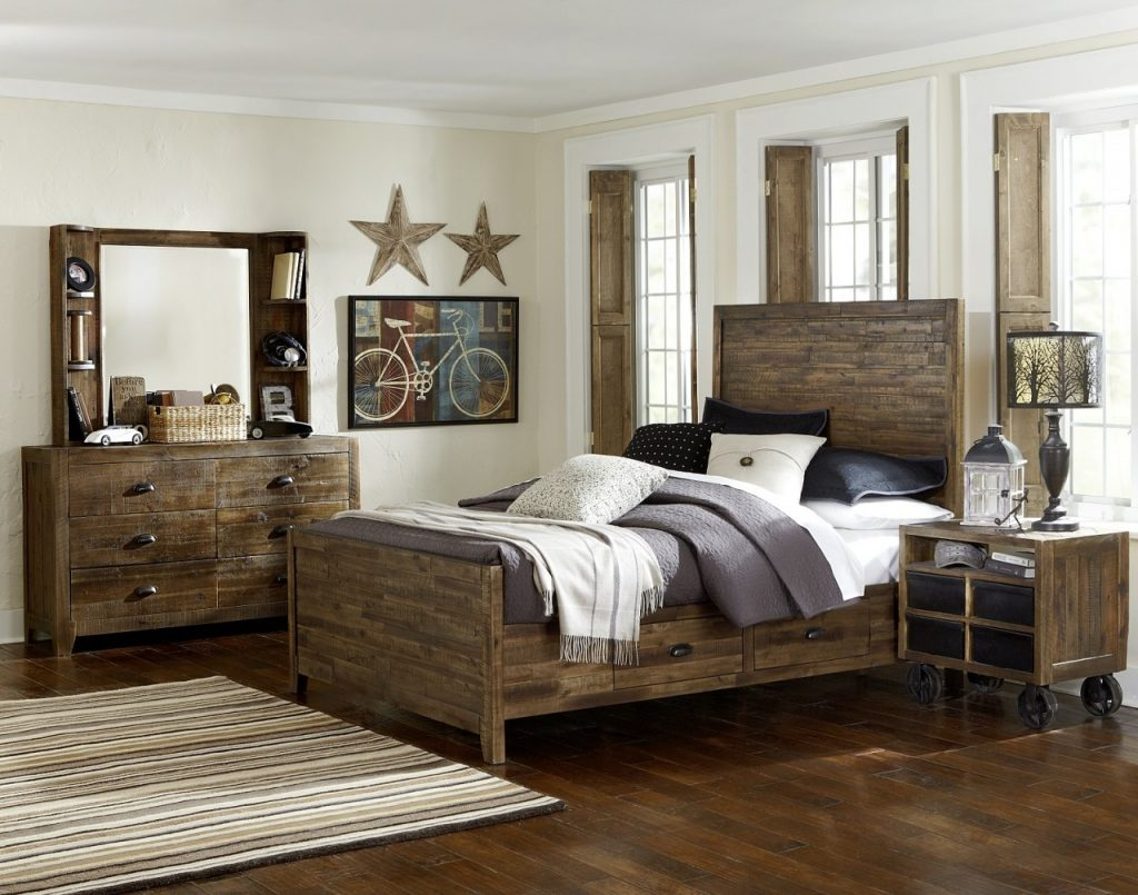 Distressed Bedroom Set Kemistorbitalshowco