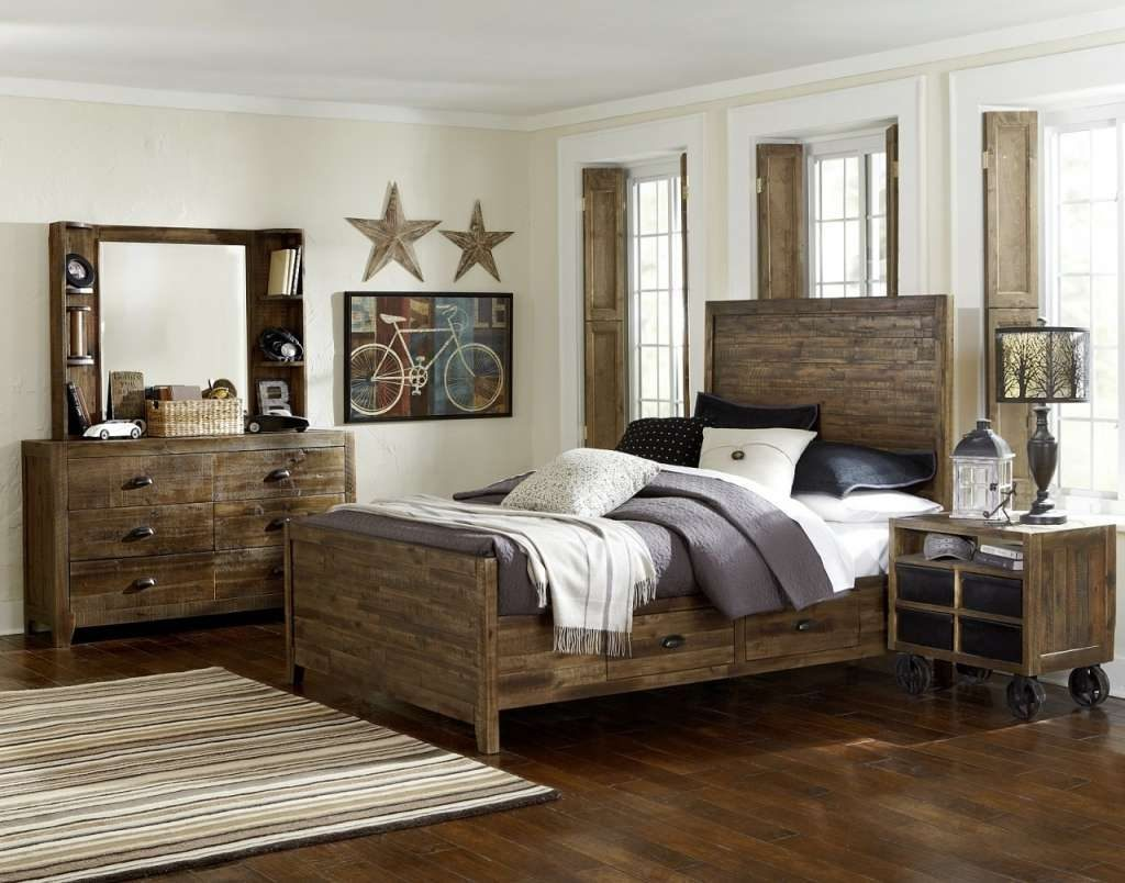 Distressed Bedroom Sets Elegant Awesome Distressed Wood Bedroom