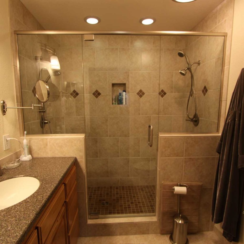 Diy Bathroom Remodel Cost Complete Ideas Example