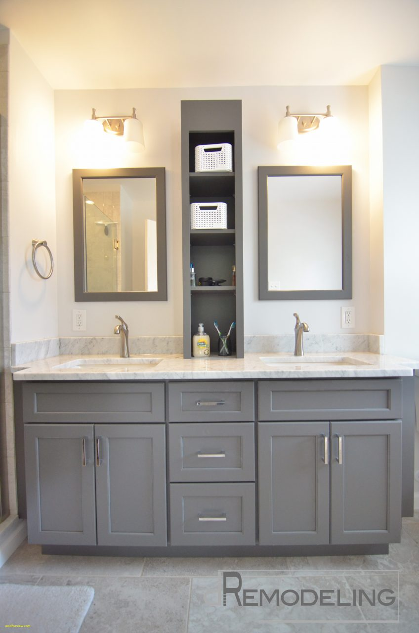 Diy Bathroom Vanity Ideas Pinterest Inspirational Double Mirror