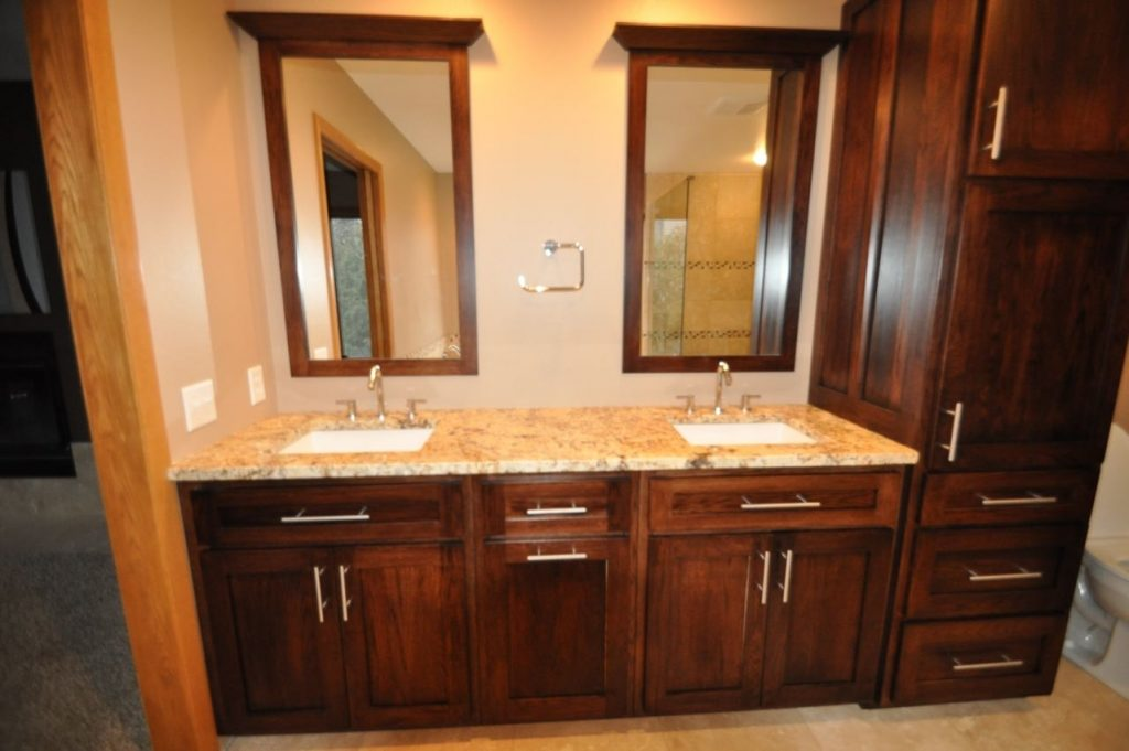 Double Sink Bathroom Vanity Archives Faucets Mosaic Kitchen