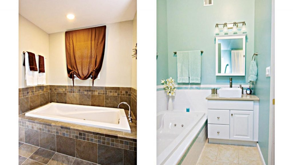 Easy Bathroom Remodel Ideas New Remodeling On A Dime Bathroom