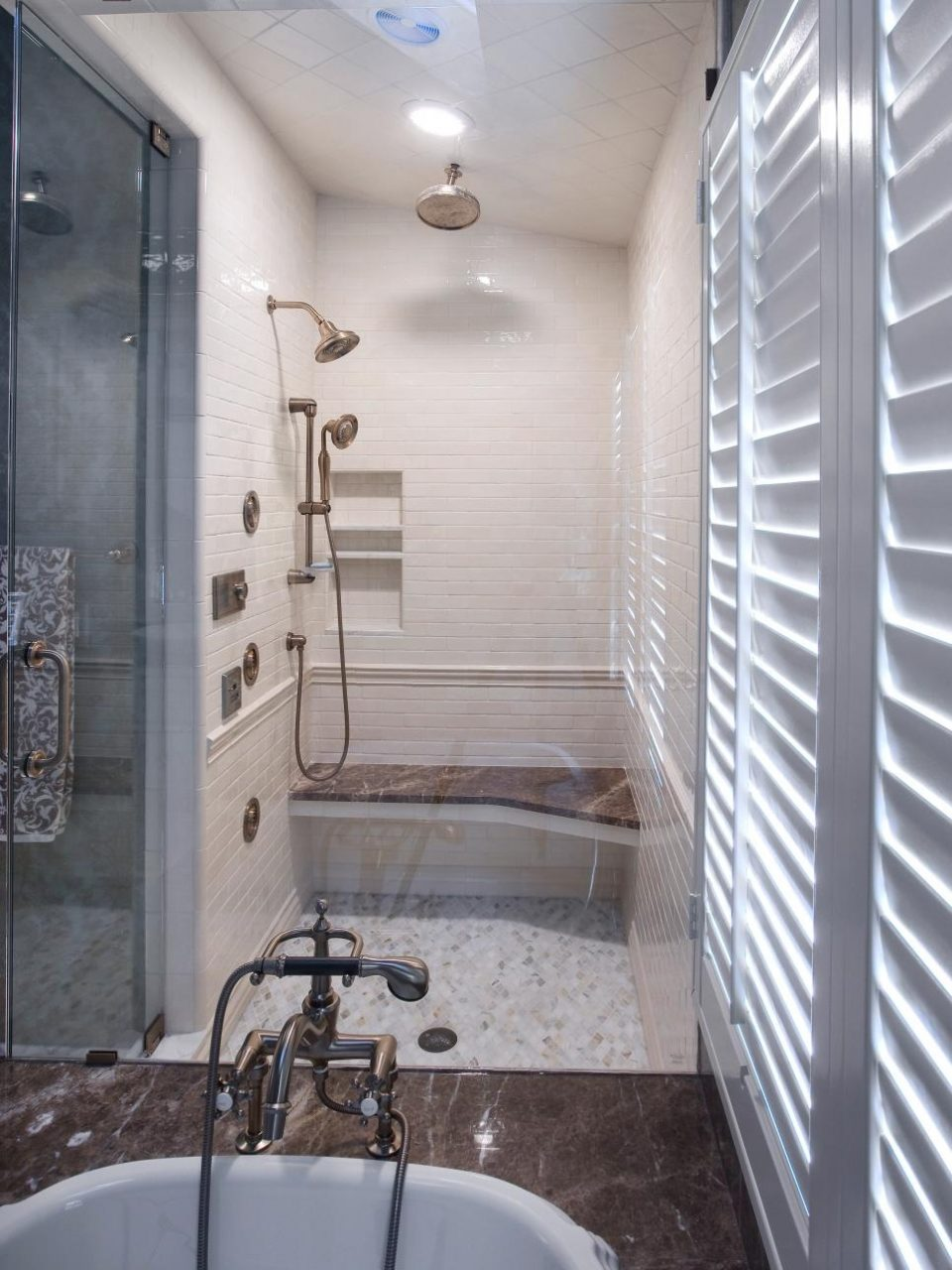 Easy Small Bathroom Tub Or Shower 26 For Home Redesign With Small