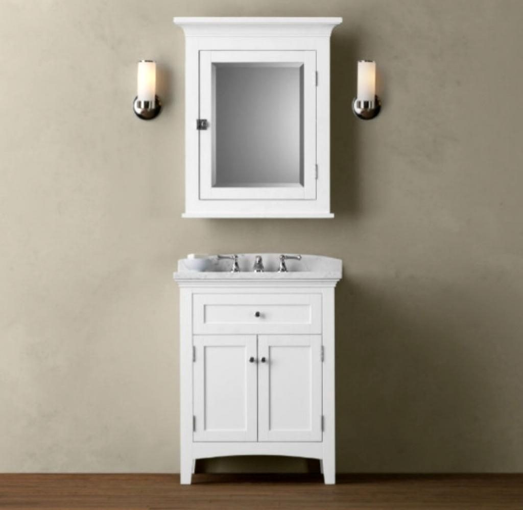 Enchanting Bathroom Vanities Small Bathrooms Sink Small Vanities For