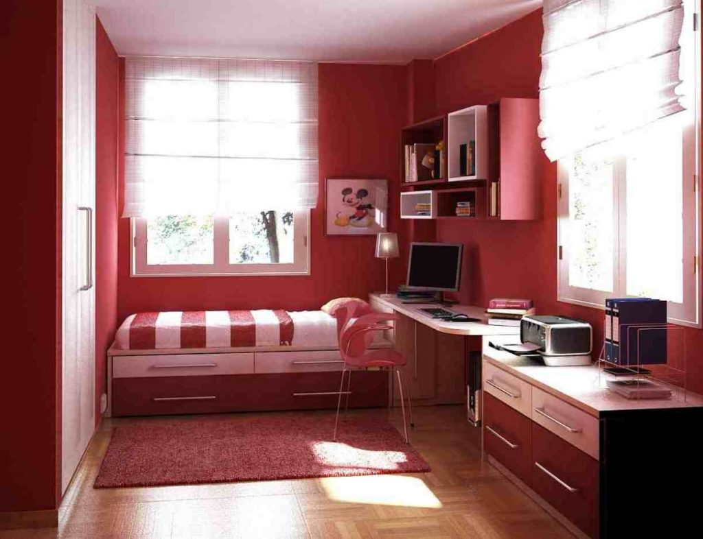 Engaging Bedroom Designs For Small Rooms 8 Interior Design Ideas