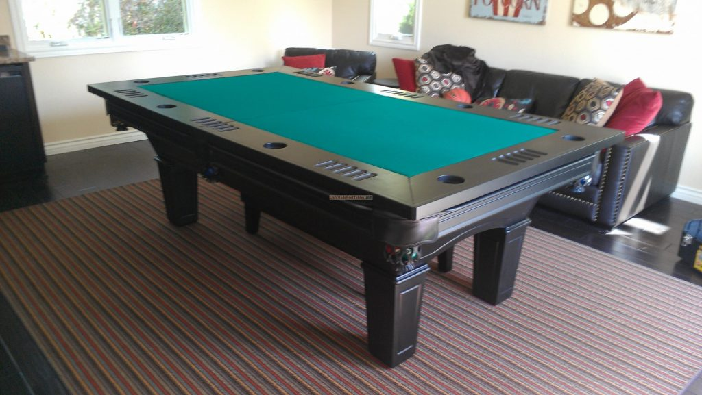 Epic Dining Table Pool Table Combo 80 For Small Home Remodel Ideas